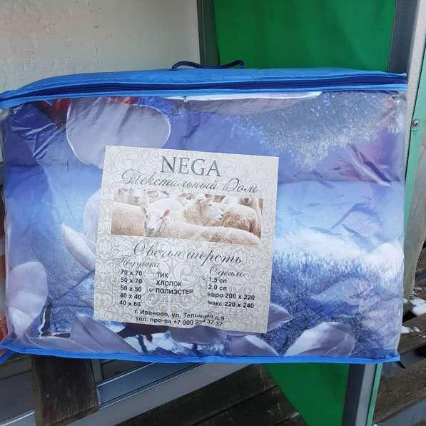 Продам подушки и одеяла в Иванове фото 9