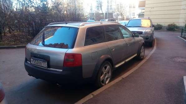 Audi, A6 allroad, продажа в Москве в Москве фото 3