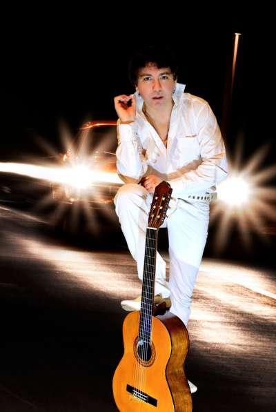 Музыкальное шоу! Услуги артиста-гитариста!