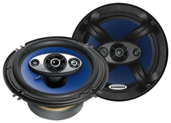 Автоакустика (16 см) Soundmax SM-CSC604
