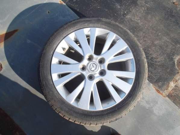 Летние колеса Mazda 6