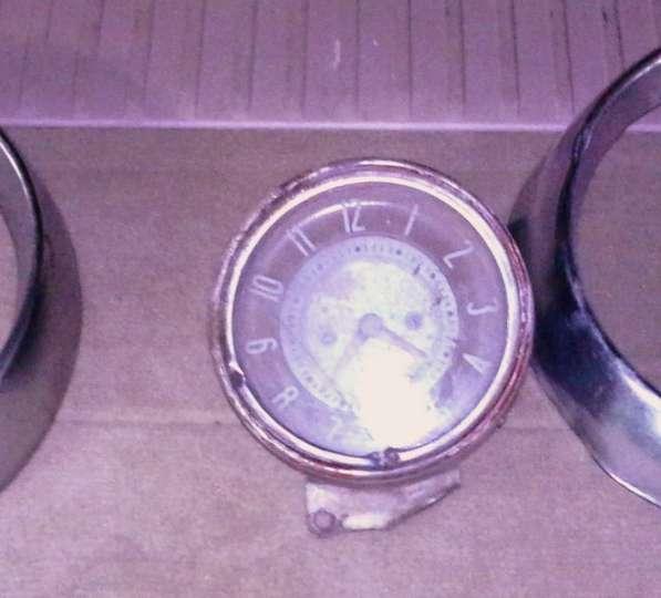 Часы для ГАЗ-21 Волга и Победы