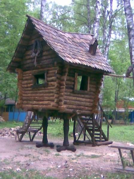 Резьба по дереву в Иванове фото 8