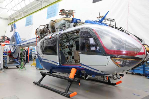Airbus Helicopters H 125 (AS 350 B3e 2019 года выпуска в Волгограде фото 12