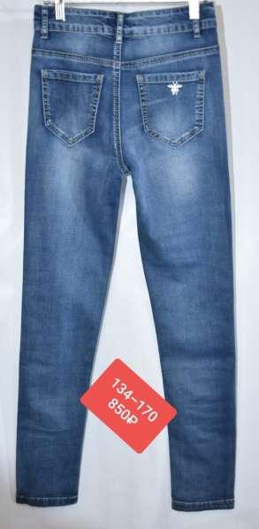 Детские джинсы оптом в Екатеринбурге фото 10