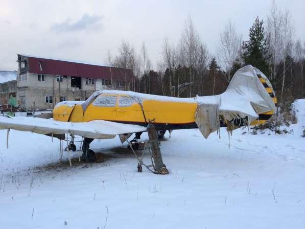 Продаётся Самолет учебно-тренировочный Як-18Т 1980 года