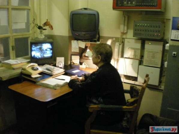 Вахтёр-диспетчер