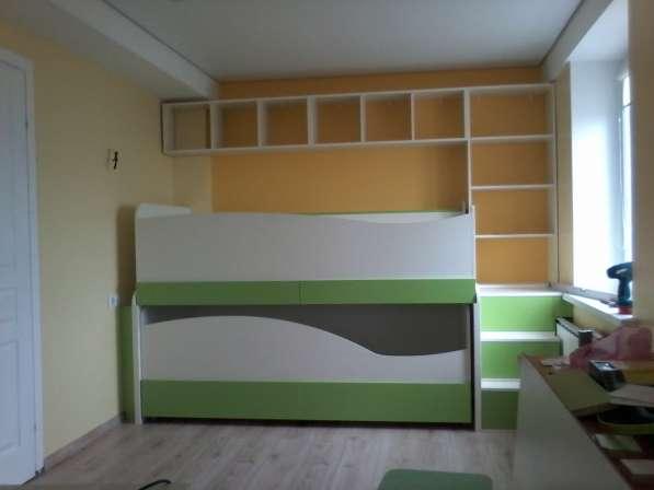 Мебель для детских и подростковых комнат