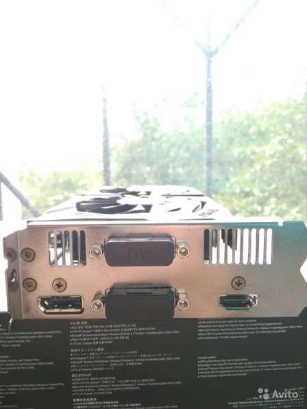 Видеокарта Asus Geforce gtx 950 strix в Екатеринбурге фото 4