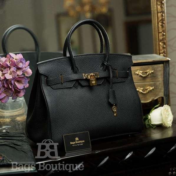 Женская кожаная сумка Birkin, арт. HR06-01,новая
