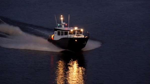 Новый морской катер Баренц 900 в Архангельске фото 13