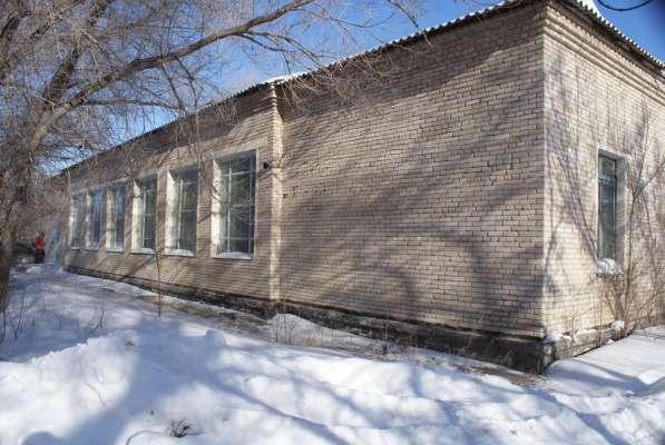 Здание в р. п. Степное Озеро Благовещенский район