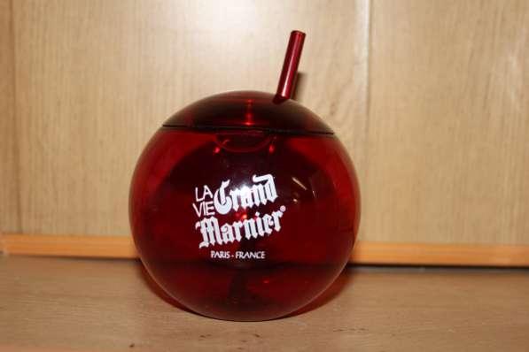 Коктейльные бокалы Grand Marnier (КРУГЛЫЕ)