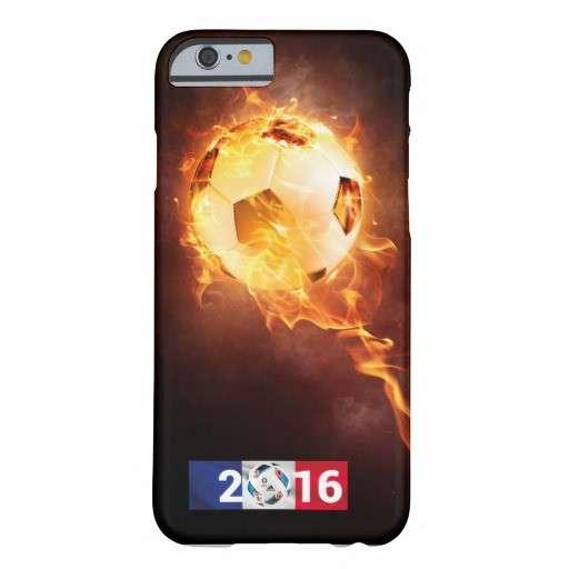 Подарочные чехлы для айфонов на тему ЕВРО 2016