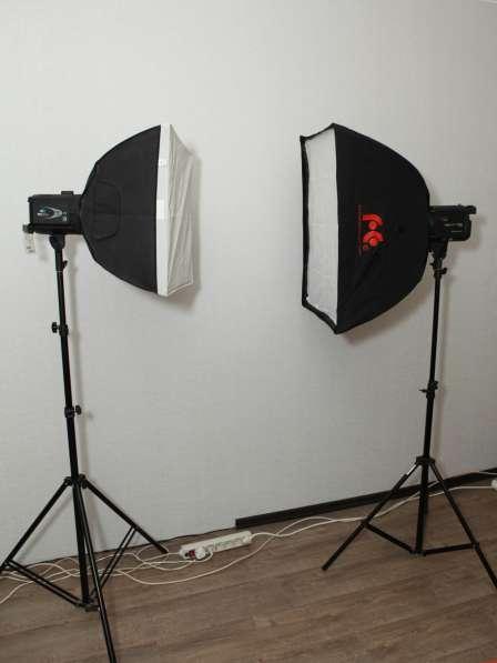 Осветители для съемки фото