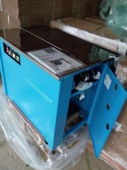 Обвязочный стол TP-201 - полуавтоматическая стреппинг машина