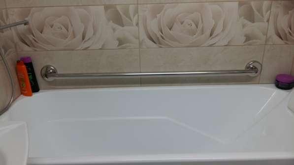 Изготовление поручней в ванную или бассейн из нерж. стали