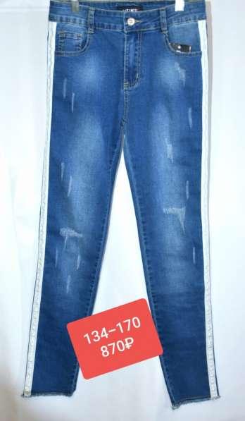 Стильные детские джинсы оптом для девочек и мальчиков в Екатеринбурге фото 18