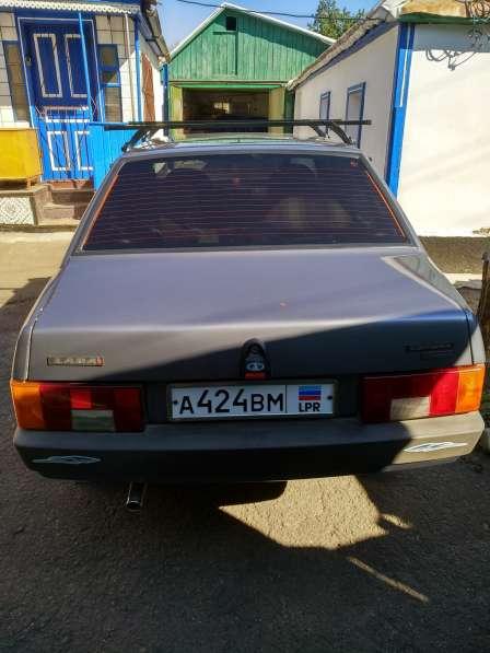 ВАЗ (Lada), 21099, продажа в г.Луганск в фото 7