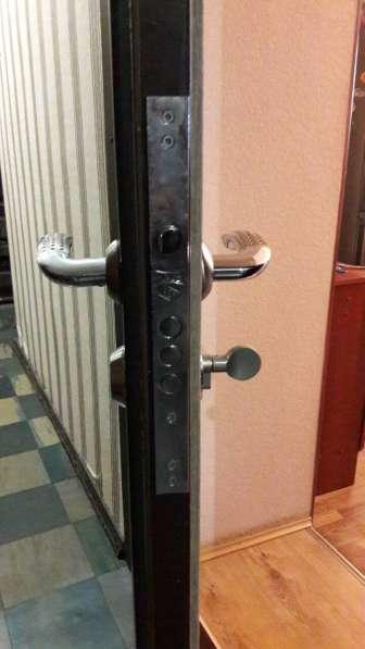Дверь металическая, входная в Санкт-Петербурге фото 4