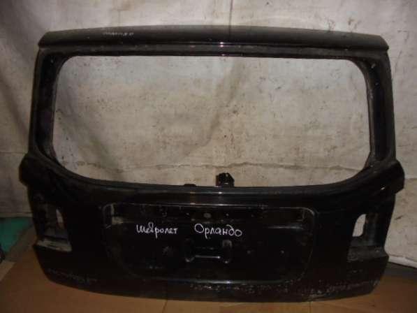 Багажник на Шевроле Орландо