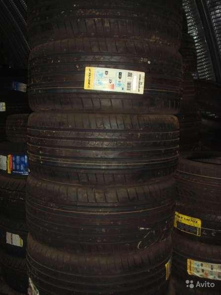 Новые немецкие Dunlop 285/35ZR19 Maxx GT