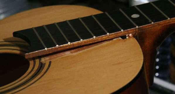 Ремонт и отладка гитар в Краснодаре в Краснодаре