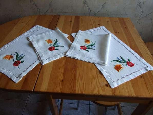 Салфетки сервировочные( ланчматы) 3