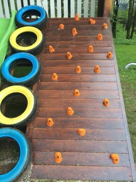 Постройка детских площадок в Раменское фото 3