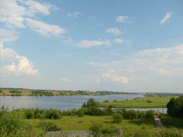 Продам земельный участок на Волге в Угличе