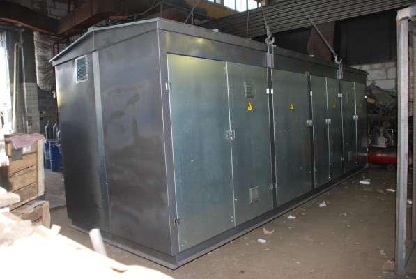 Трансформаторные подстанции 2ГКТП мощностью 100…2500 кВА