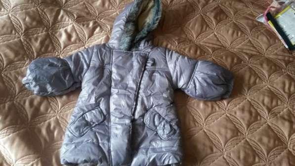 Продам новую осеннюю куртку для девочки
