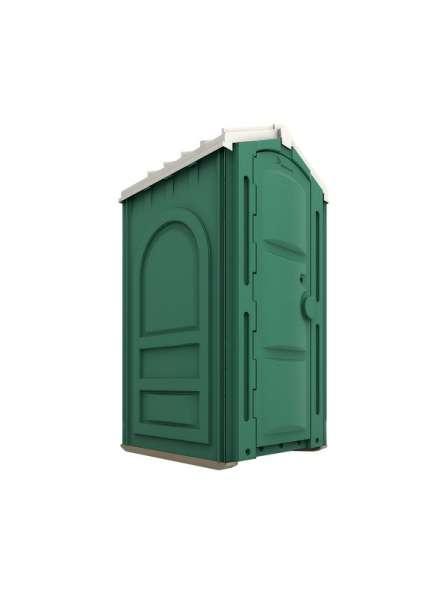 Новая туалетная кабина Ecostyle - экономьте деньги! Афины в фото 10