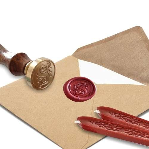 Изготовление сургучных печатей