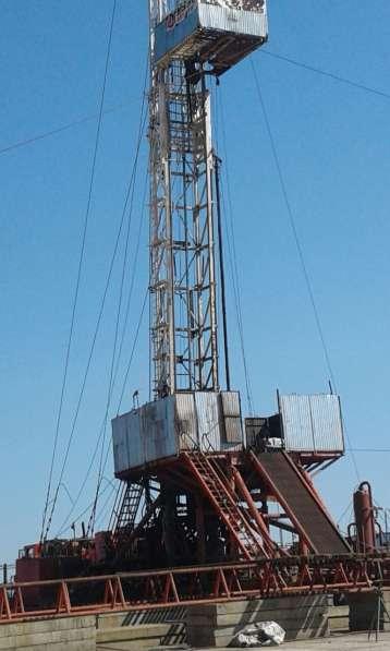 Буровые станки на нефть, газ, воду, сваи, изыскания