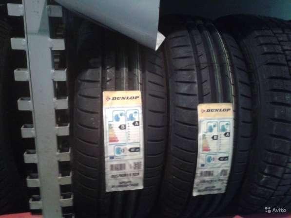 Новые Dunlop 215 60 R16 Sport Blu Response