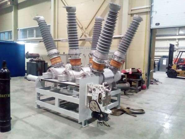 Высоковольтное оборудование 6-220кВ