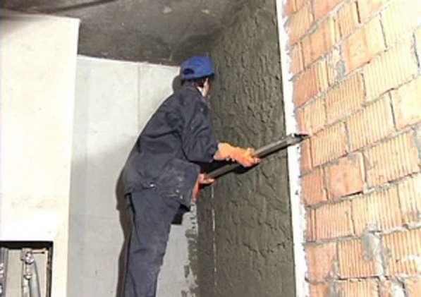 Оштукатуривание стен в Нижнем Новгороде
