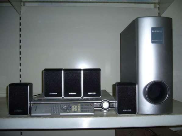 Кинотеатр Samsung HT-DS400