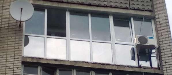 Балконные рамы, окна, двери