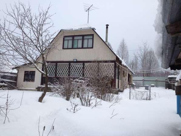 Дом 120,0 кв. м и участок 6,0 соток в СНт в Москве фото 3