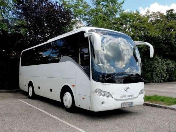 Заказ, аренда Автобуса от 23 до 55 мест. Новосибирск