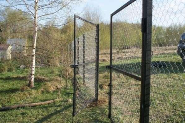 Продам ворота и калитки в Звенигороде