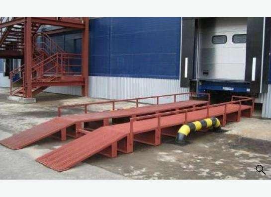 Строительство промышленных и холодильных складов в Самаре фото 4