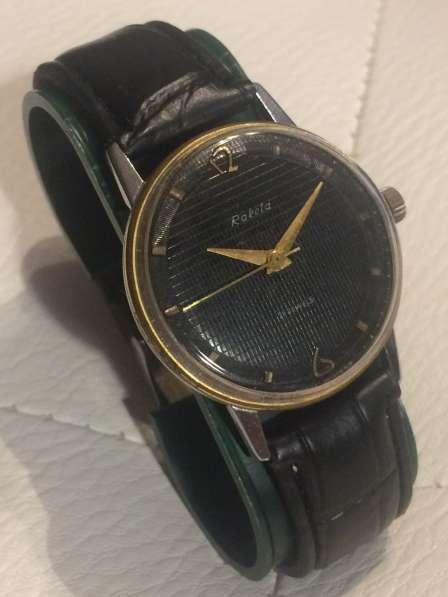 Часы Ракета СССР, редкий ранний дизайн, 1970-е г. г