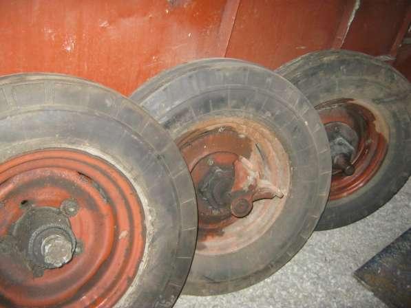 Колеса для трактора или прицепа