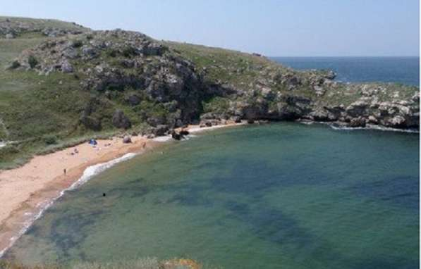 Продам участок в Крыму На Азовском море. 6 соток