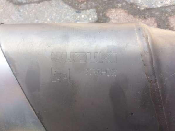 Глушитель suzuki GSX-R 750 K9