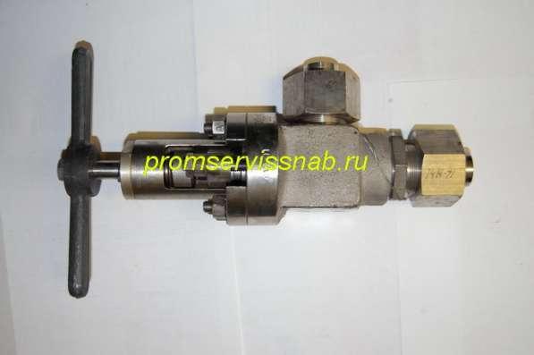 Газовый вентиль Т100, Т106, Т114 и др в Москве фото 8