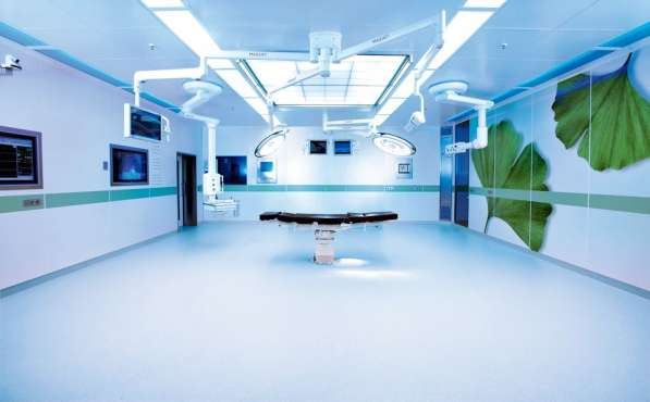 Стеновые панели для медицинских учреждений Practic